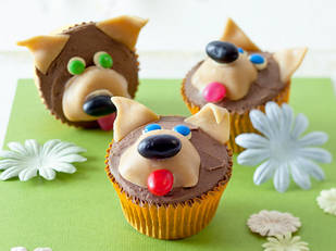Wolf Decorated Cakes