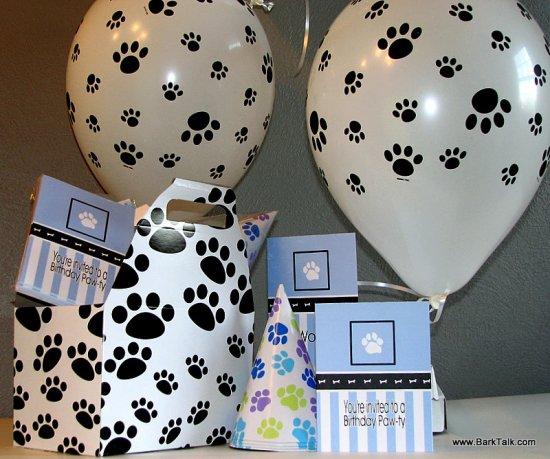 Decor Ideas Dog: Dog_birthday_party_supplies_1
