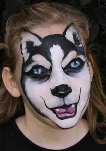 Top Best Dog Face Paint | wooftalk